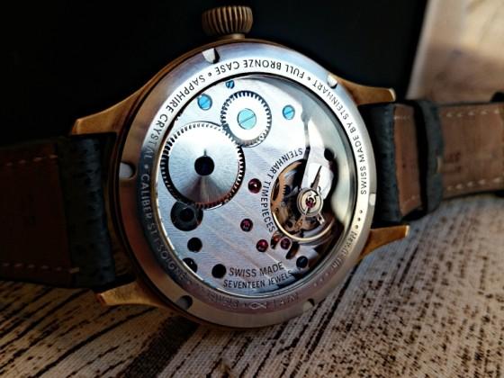 Steinhart Nav B-Uhr Bronze Limited