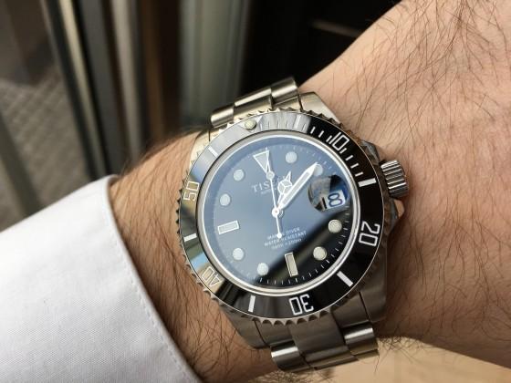 Tisell Marine Diver black