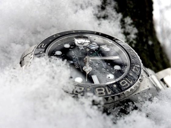 Rolex GMT Master II Ceramic