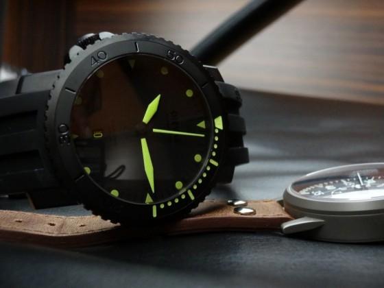 Dievas hodinky
