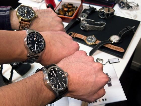 Výstava hodiny a klenoty - incheba 2013