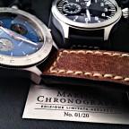 "STEINHART ""Marine Chronograph, Edizione AZZURRO.."""