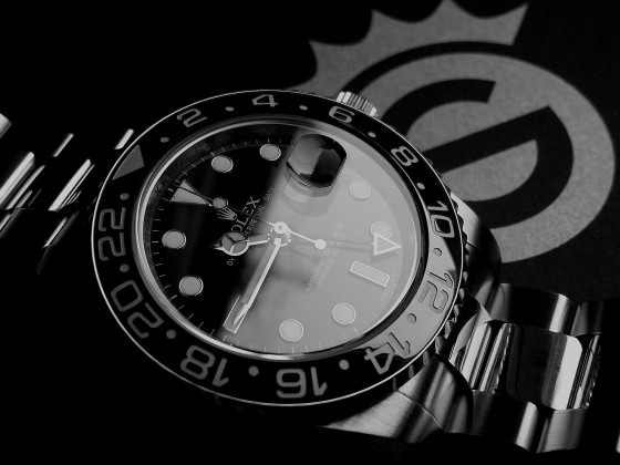 Rolex a kalendár od Esqueleta