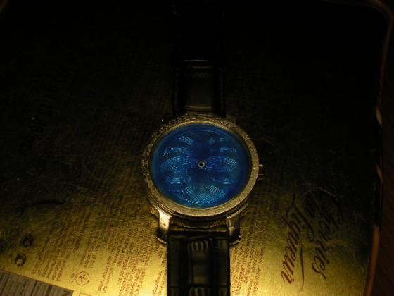 Email Grand Efu - guilloche enamel watch dials. Leszek Kralka