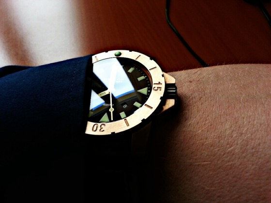 Helson Stingray Bronze