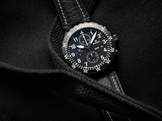 Damasko DC 66 black