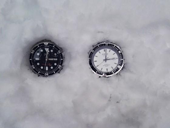 Ve sněhu 2
