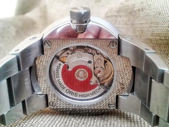 Oris - Red Rotor