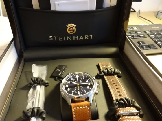 Steinhart limitky