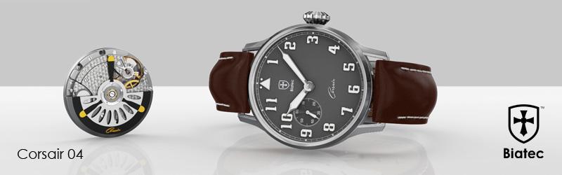 Biatec watches